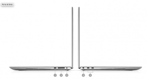 XPS 9500 DELL LAPTOP slot